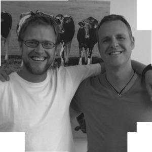 Bastiaan Bais und Jeroen Kruft