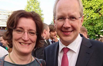 Schokoladen-Gourmet-Festival 2016: Hannovers Oberbürgermeister Schostok ist Schirmherr