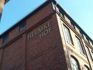 Der Helmkehof in Hannover-Hainholz ist Veranstaltungsort für das Schokoladen Gourmet Festival