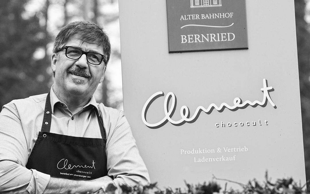 Franz Xaver Clement: Der Top-Chocolatier besucht Hannover